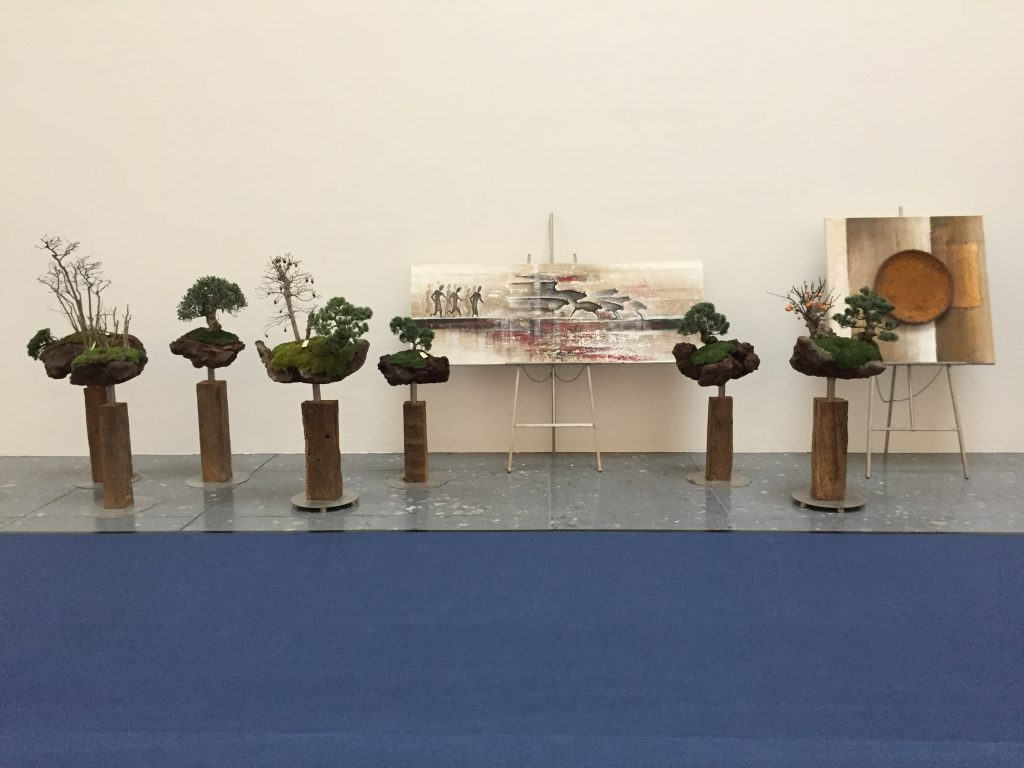 Bonsai Garten Event Messe