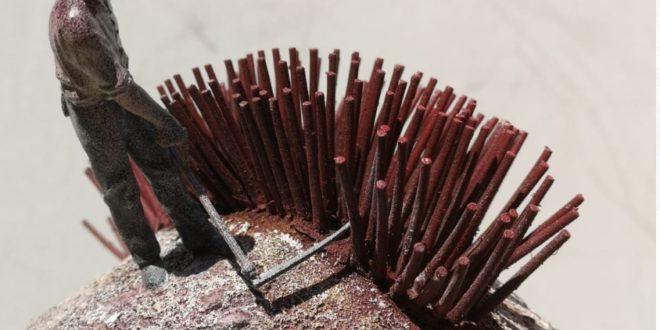 Skulpturen – Impressionen 2020 – Ludger Thuilot
